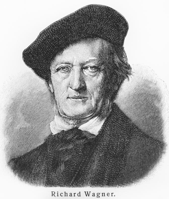 Richard Wagner composed many famous operas.