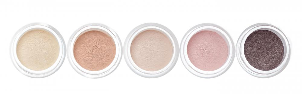 Organic blush may have a fewer variety of colors than regular blush.