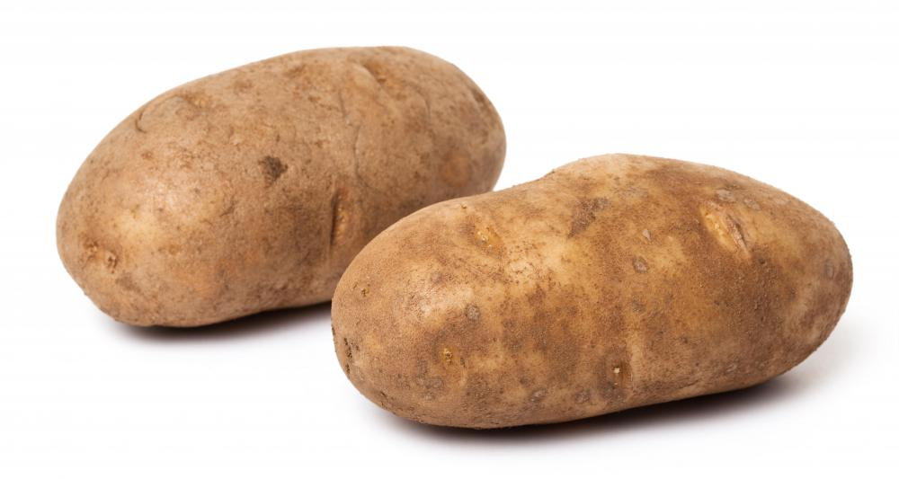 Potatoes have complex carbohydrates.