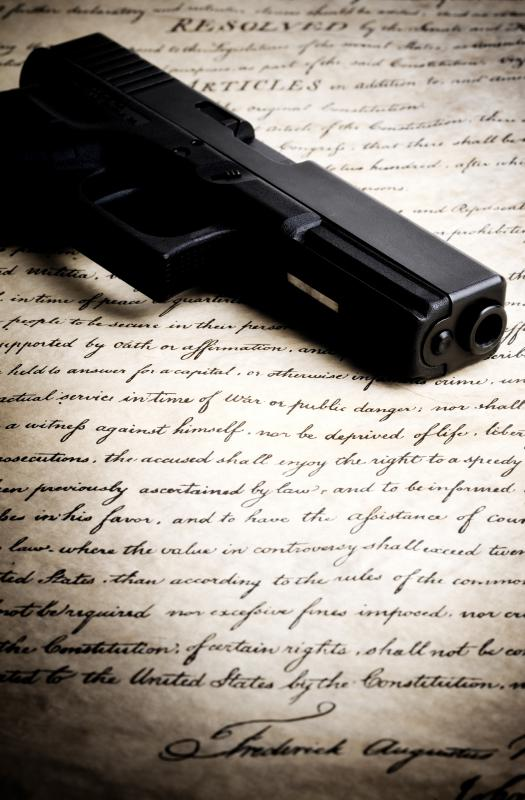 The right to bear arms is a constitutional right granted to citizens of the United States.