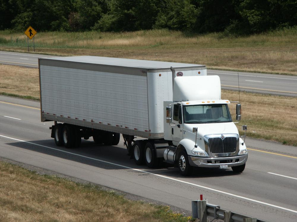 Freight carriers operate vehicles such as semi trucks and freight trains.