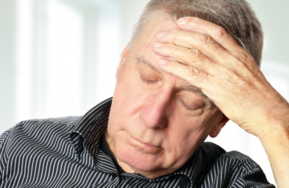 Headaches are a common side effect of grape seed extract.