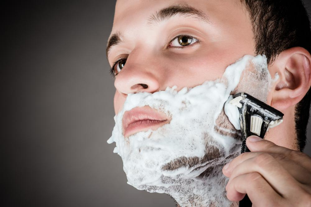Shaving cream is a surfactant.