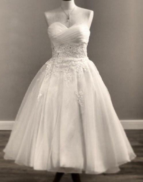 Over the years, it became traditional for women to keep their wedding dresses as a memento.