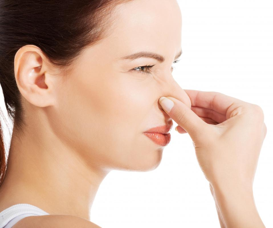 Ear pressure can often be equalized by holding the nose shut, closing the mouth and blowing.