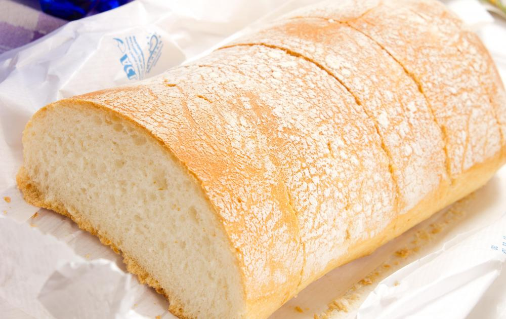 Pantries were originally a place to store perishable food like fresh-baked bread.