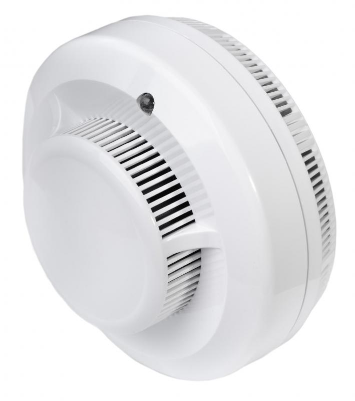 Every home should be equipped with a functioning smoke alarm.