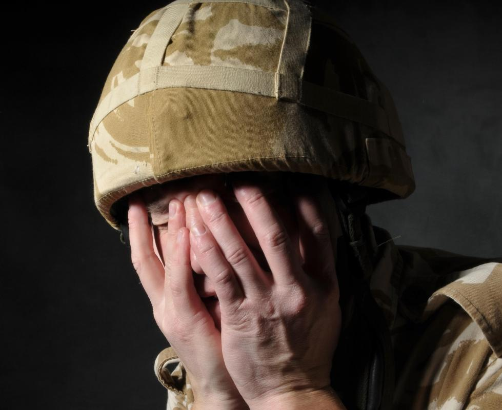 Treating PTSD can sometimes be difficult.