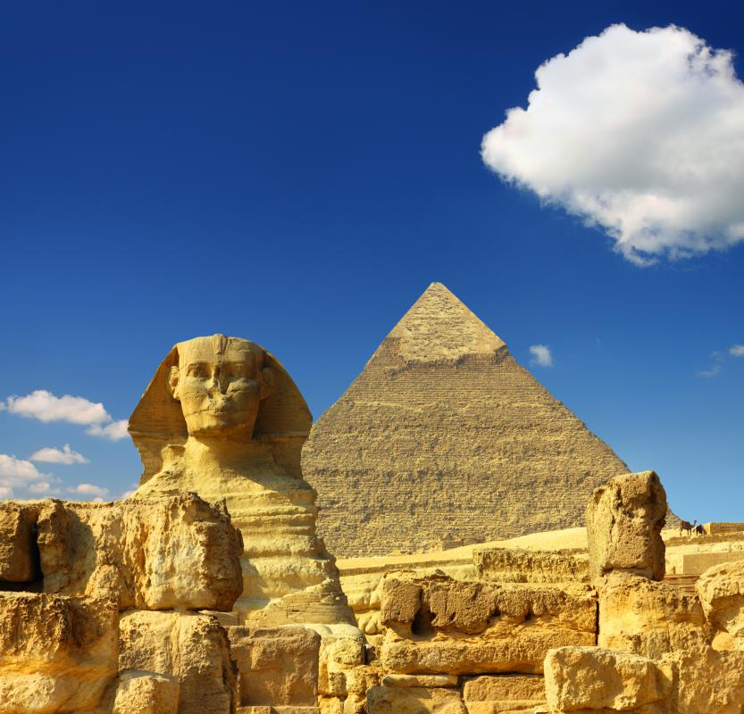 Egypt is home to some of the world's oldest cities.
