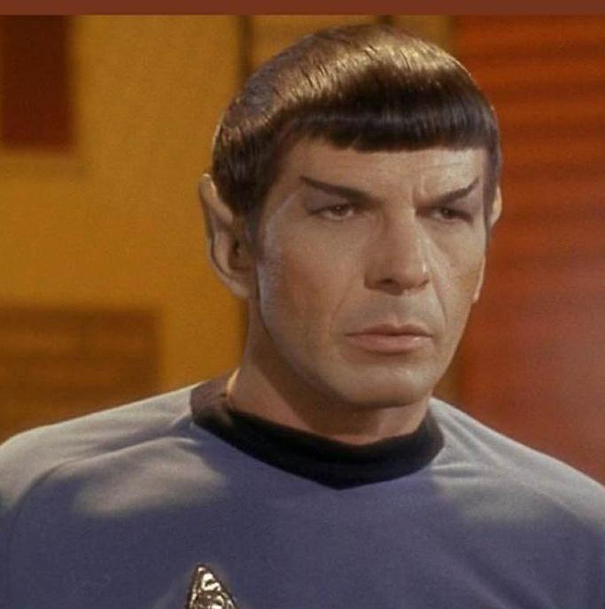 Existing characters like Spock may be featured in slash fiction.