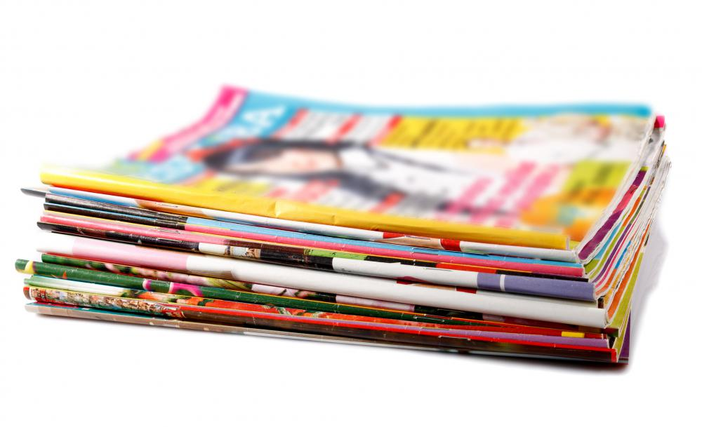 A teenage boy will appreciate a gift subscription to a favorite magazine.