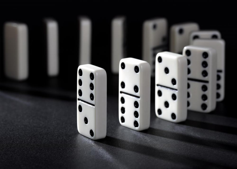 Playing dominoes may help improve memory.