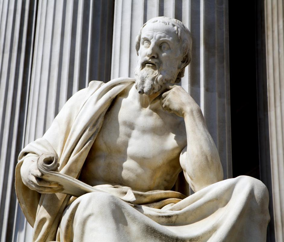 Herodotus was a Greek historian who observed that each society had its own moral code, which they all regarded as being the best.