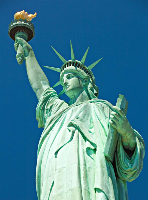 Trips to national landmarks, like the Statue of Liberty, ensure an experience that will be long-remembered.