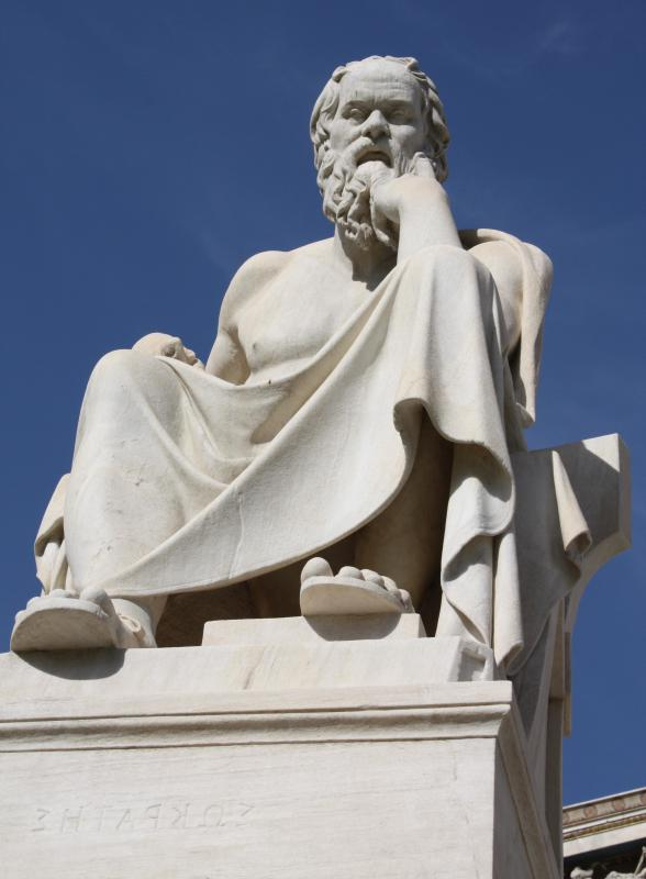 Socrates believed that rhetoric consisted of three things: logos to logic, ethos to ethics, and pathos to emotion.