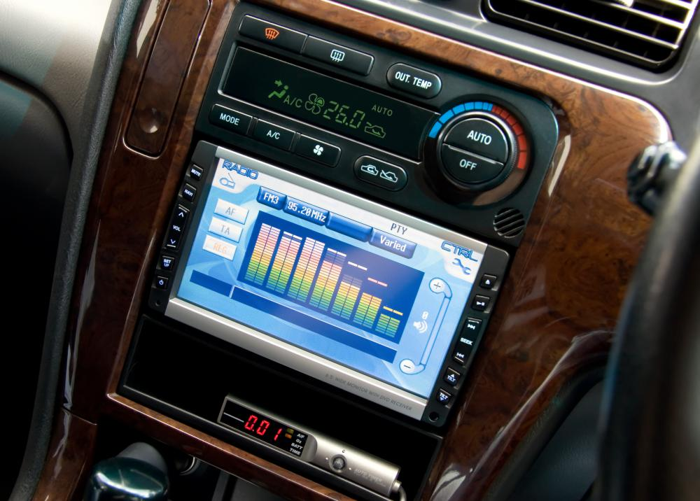 Car ventilation systems often work in conjunction with heating and cooling systems.