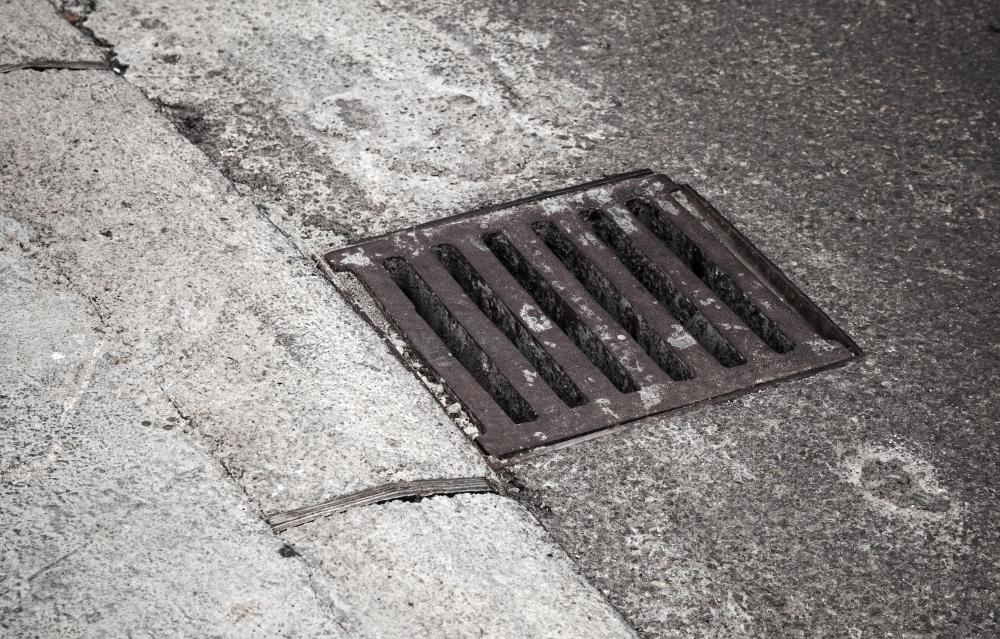 Storm drains are drainage system designed to handle the excess water that results from flooding or heavy rainfall.