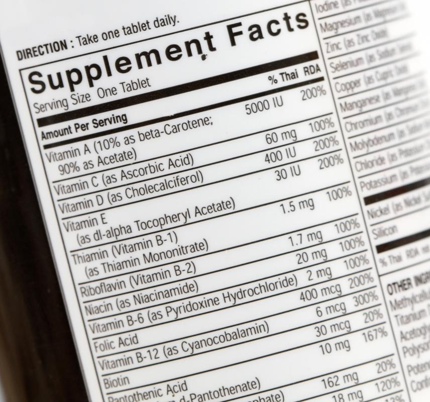 Many supplement companies label their egg whites as protein supplements specifically for athletes.