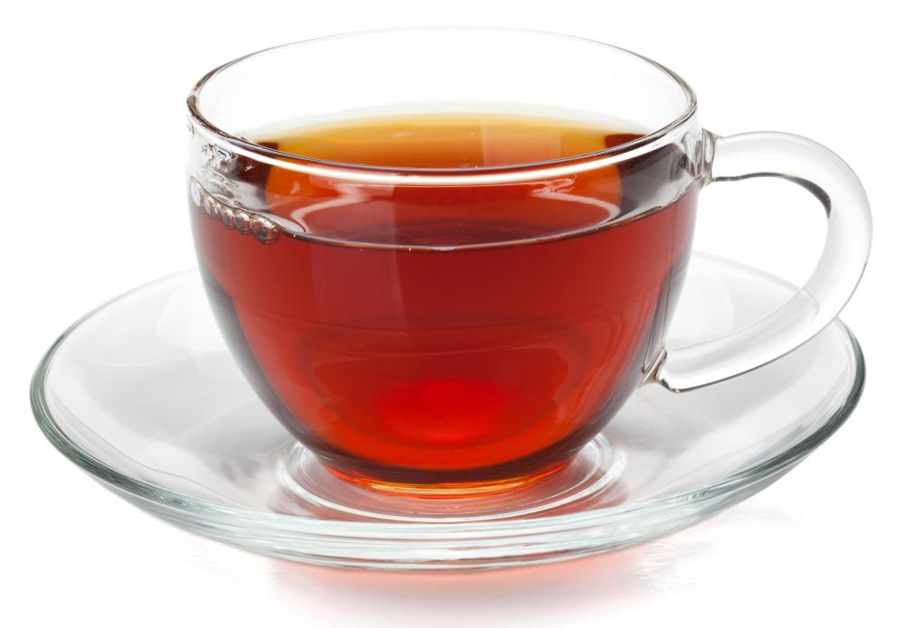 Drinking herbal tea might be a good activity to combat cabin fever.