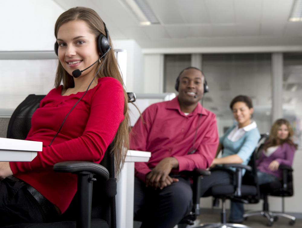 Telemarketing services use virtual dialers to help increase productivity.