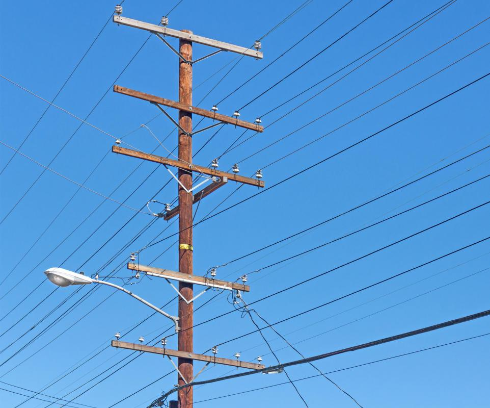Fiber-optic cables cannot be installed above ground on telephone poles or below ground in trenches because there is no practical way to protect cables from bending.