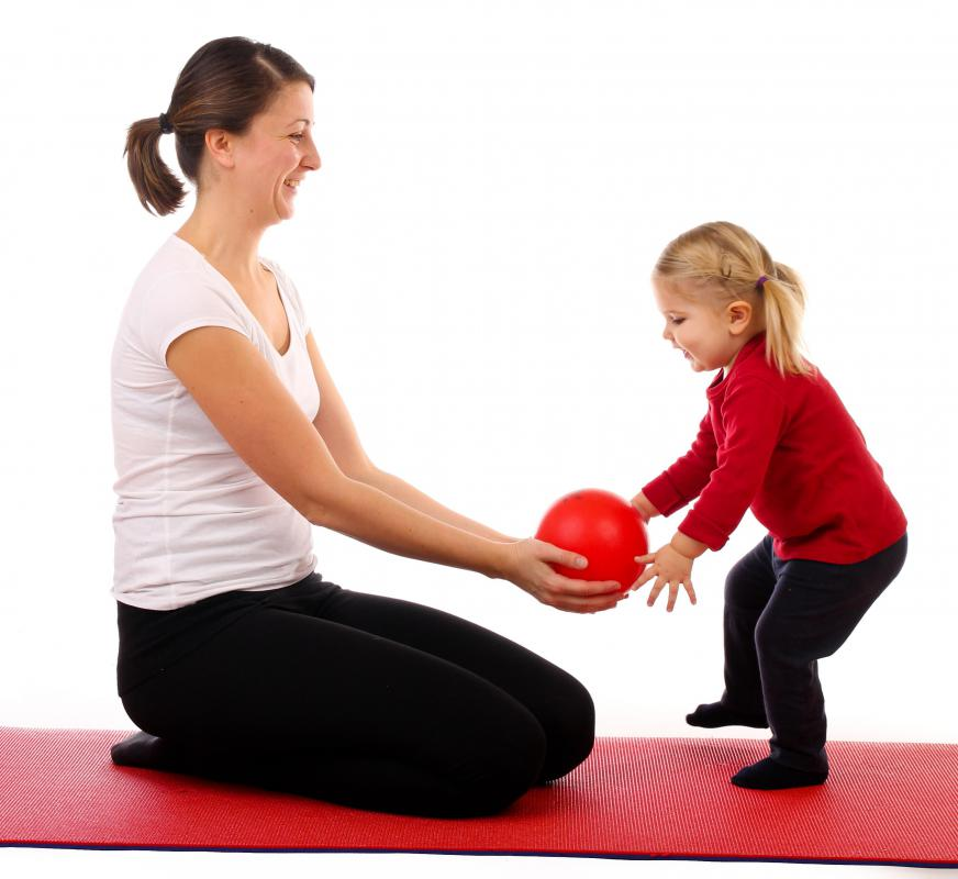 Occupational therapy may help improve a child's cognitive, physical, sensory, and motor skills.