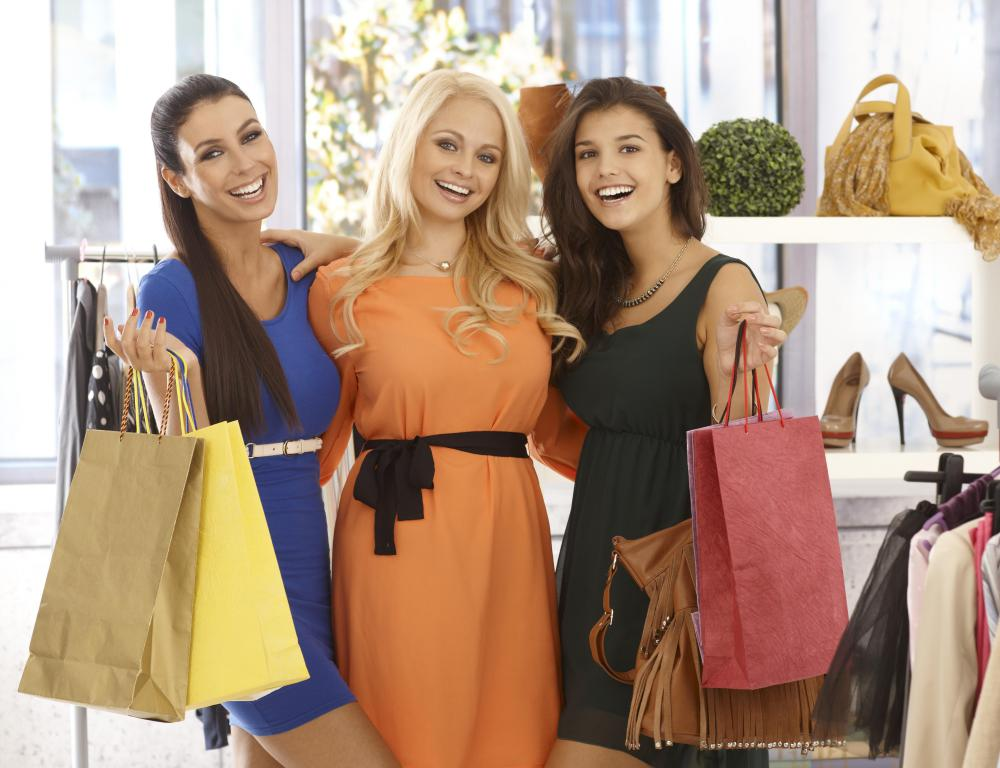 Fashion conscious consumers often buy their clothing at a boutique that specializes in trendy wear.