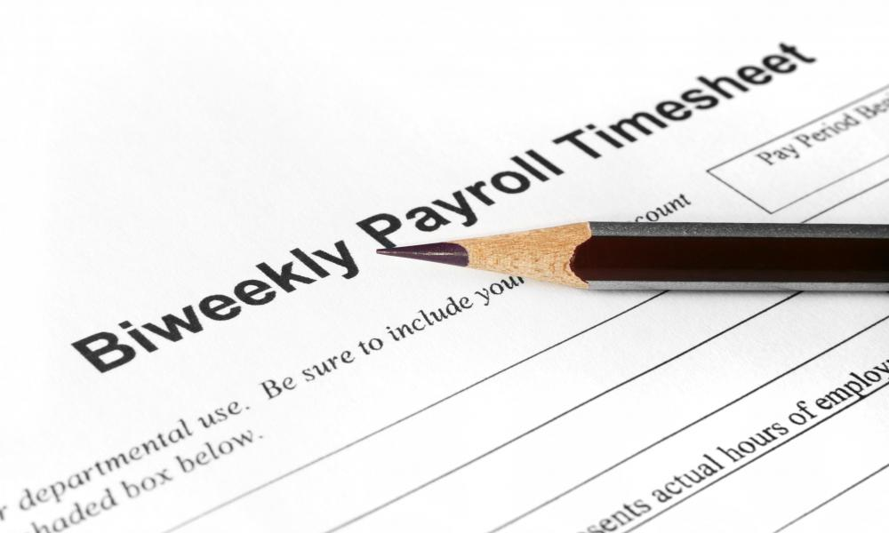 Expenses relating to the preparation of payroll are referred to as payroll costs.