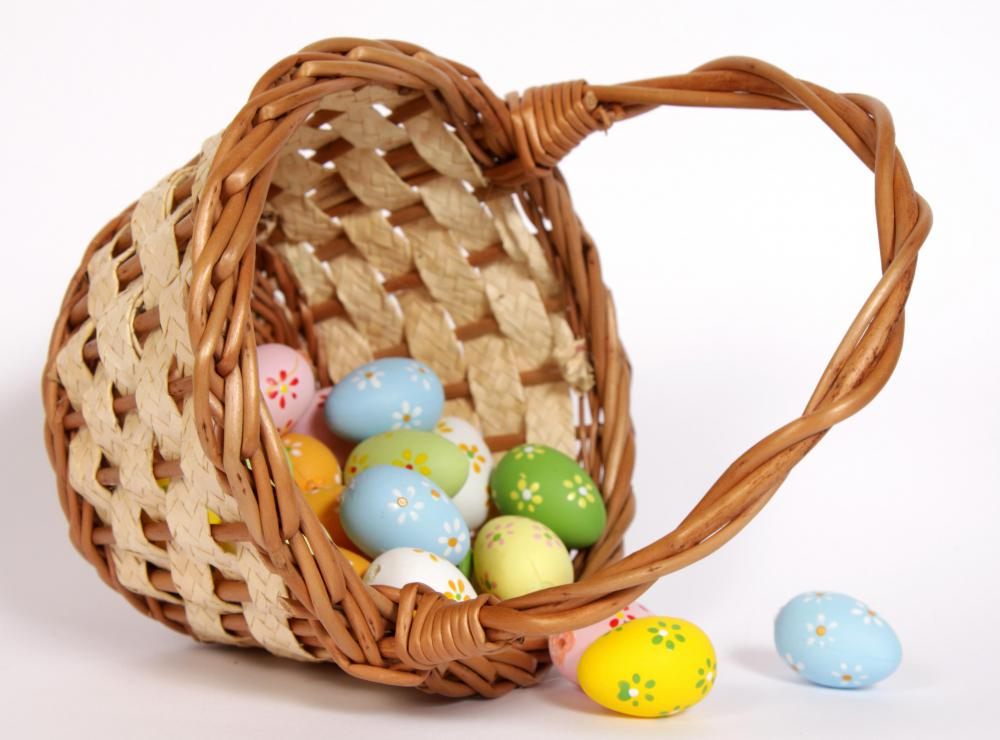 Easter is the most important holiday in the Christian church.