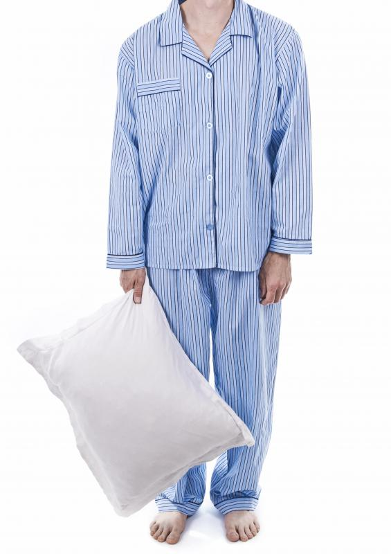 Buying pajamas online may be cheaper than buying in a physical store.