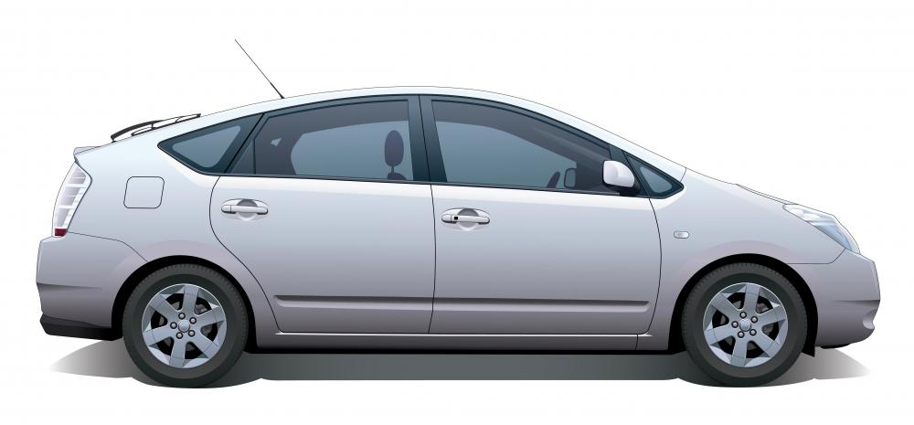 The Toyota Prius was one of the first widely-purchased hybrid cars.