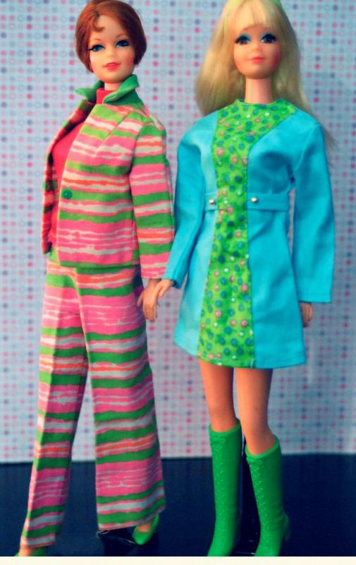 Barbies have been criticized for being sexually provocative and for demonstrating an unrealistic portrayal of female beauty.