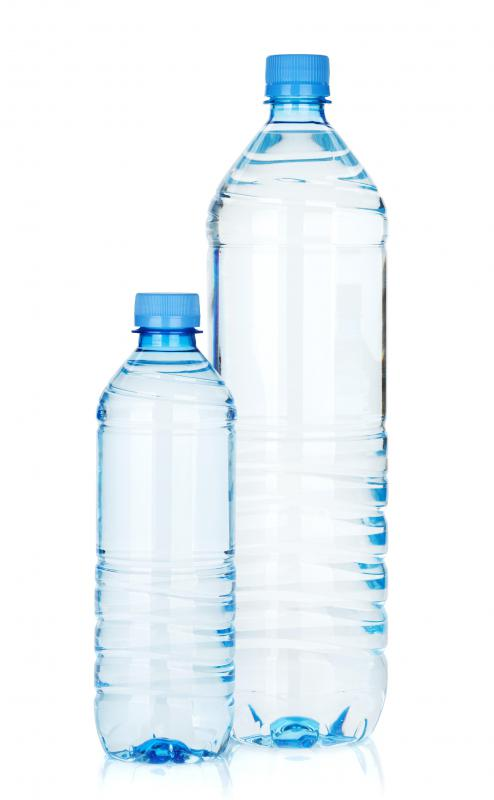 Tourists visiting developing countries are encouraged to bring bottled water from other locations.