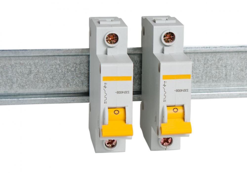 Circuit breakers are safety mechanisms that can help prevent electrical fires or overloading a circuit.