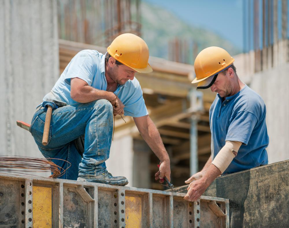 Building permits are required for both new construction and renovation projects.