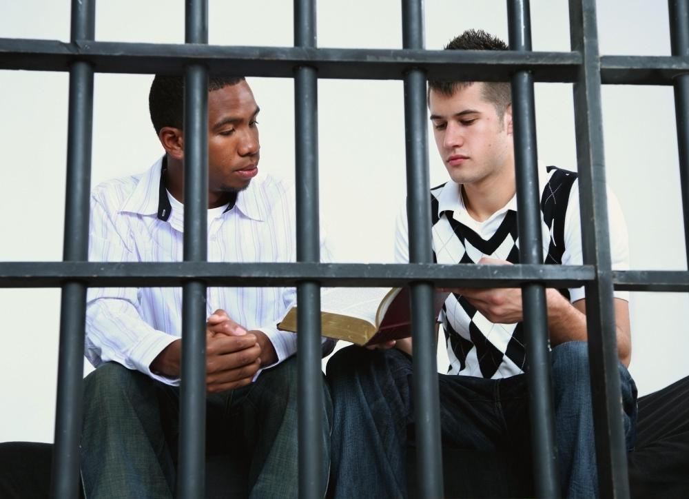 Juvenile detention centers might offer educational resources for offenders.