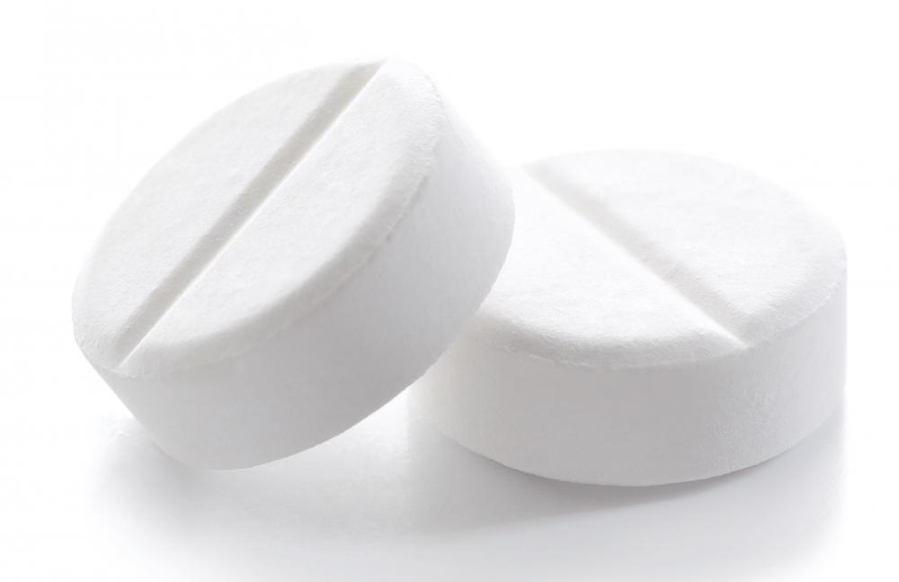 Aspirin is one of the most popular over-the-counter pain relievers.