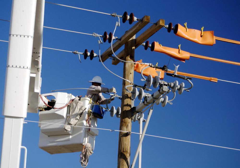 Power lines are a source of common-mode noise.