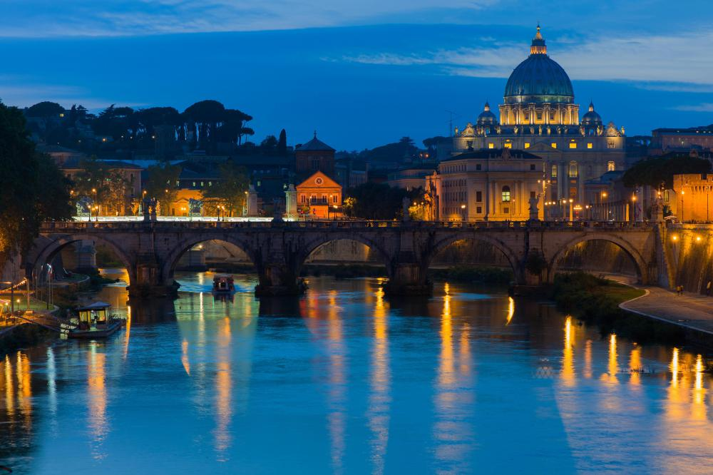 Renaissance architecture, which can be seen throughout Vatican City, was heavily influenced by classical architecture.
