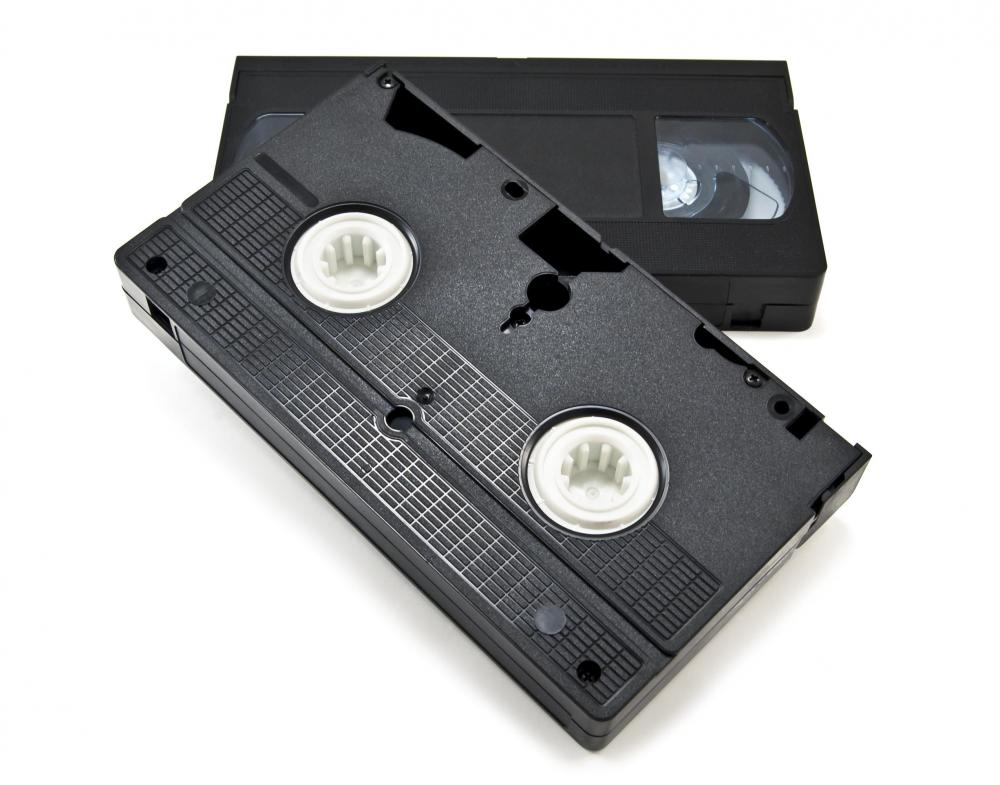 Footage captured on security tapes is an example of visual evidence.