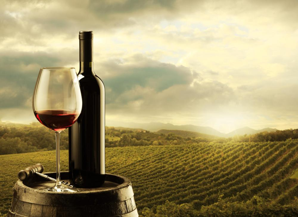 Most wines contain sulfites, which can be troublesome for those allergic to the preservative.