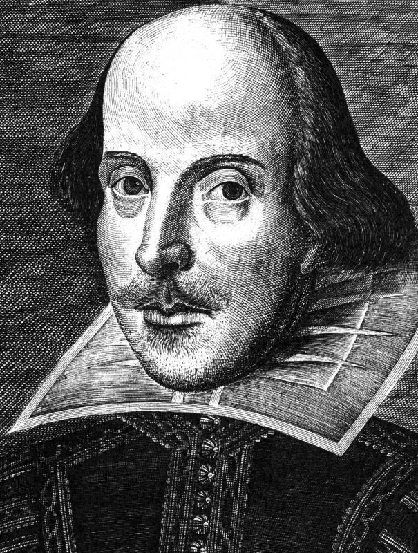 Shakespeare often used mythological allusion in his plays.