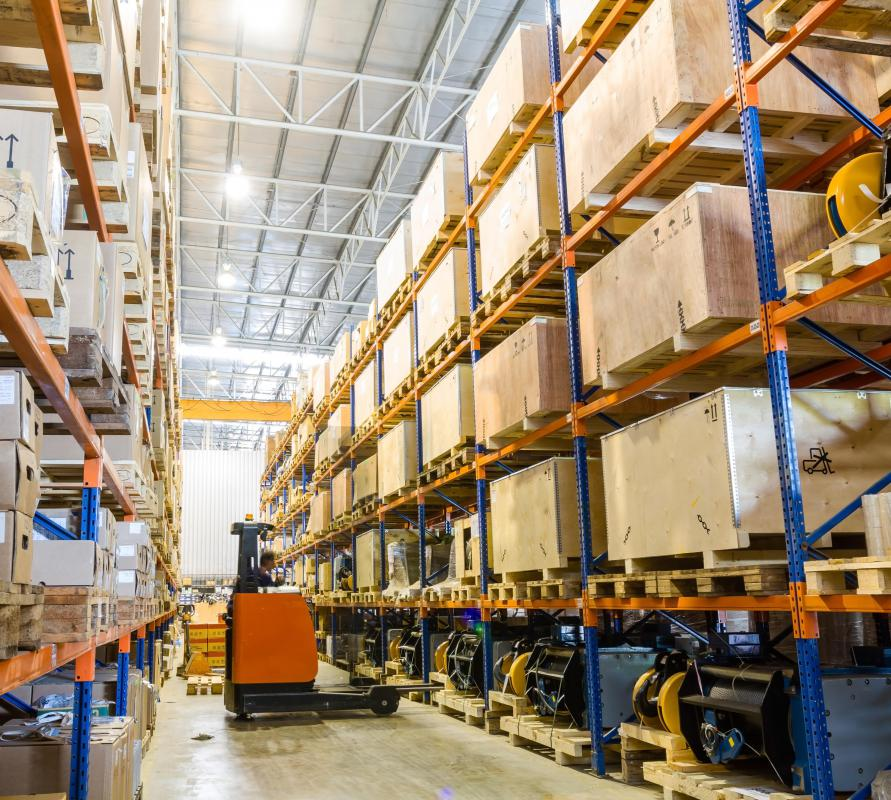 Inventory flow represents the system companies use to move consumer products or raw materials through the company.