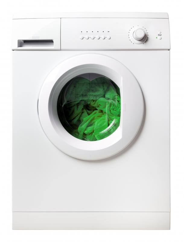 Washing machines use around 360 kilowatt hours per year.