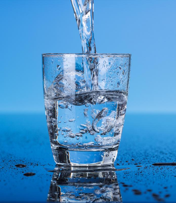 Ozone water treatment can be used to get clean drinking water in homes or businesses.