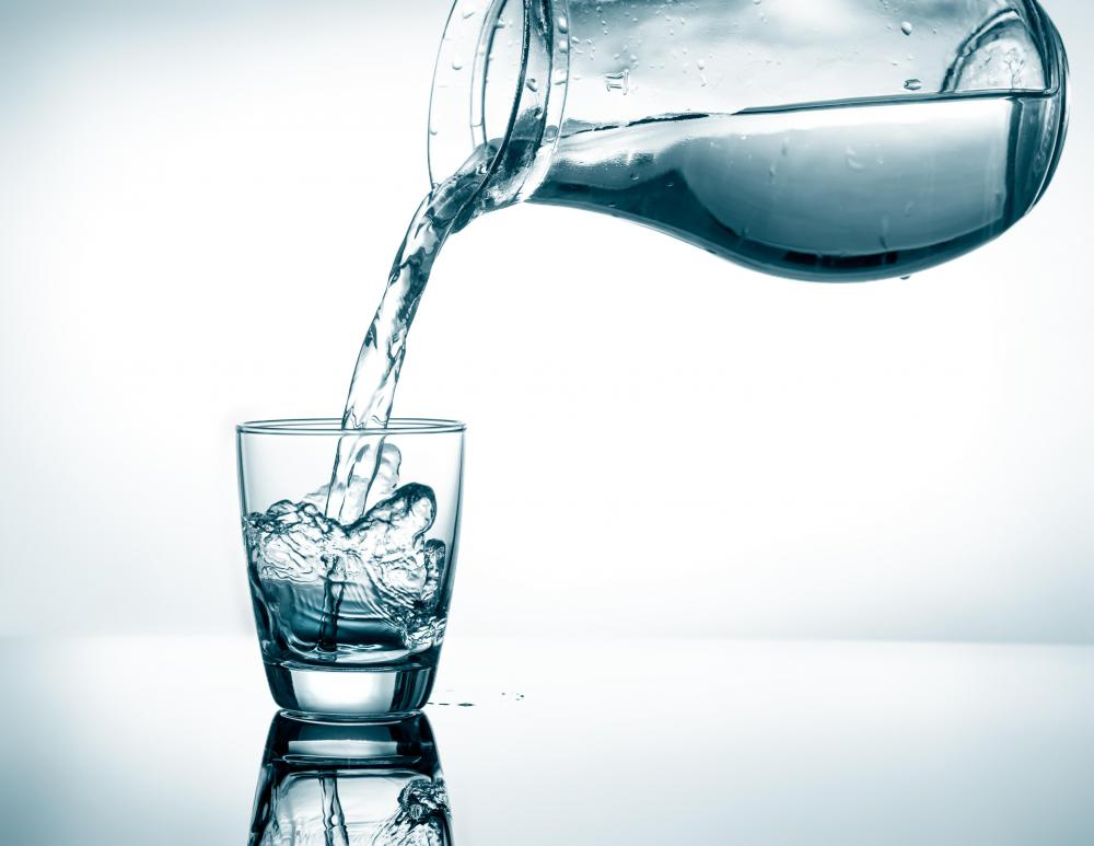 Drinking water in the United States is some of the safest in the world.