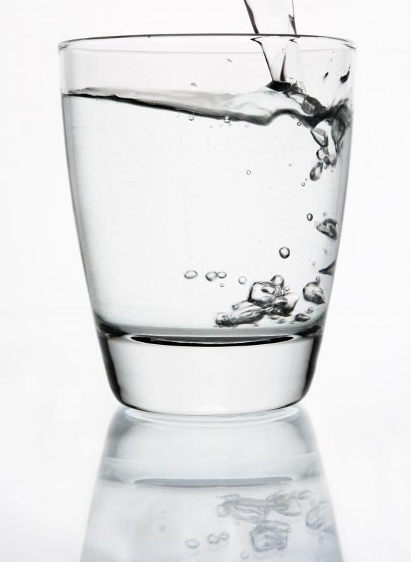 Alternating water and alcohol can help prevent an upset stomach.