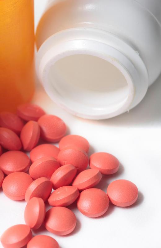 Ibuprofen may be helpful in treating a swollen wrist.