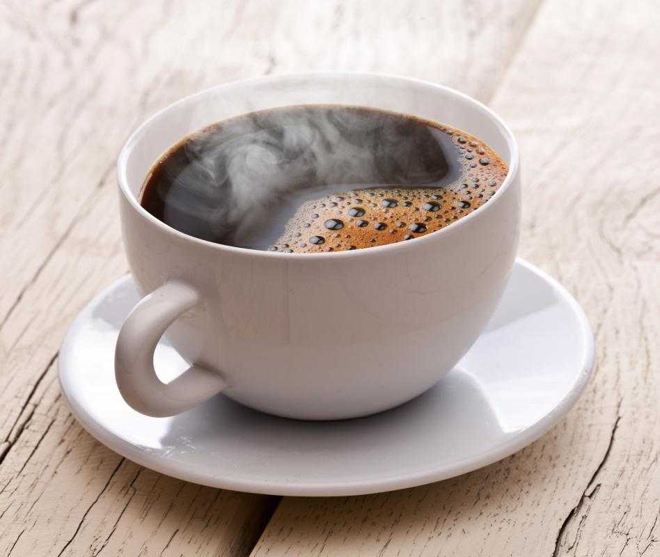 Men who are experiencing thick semen should reduce the amount of coffee they drink.