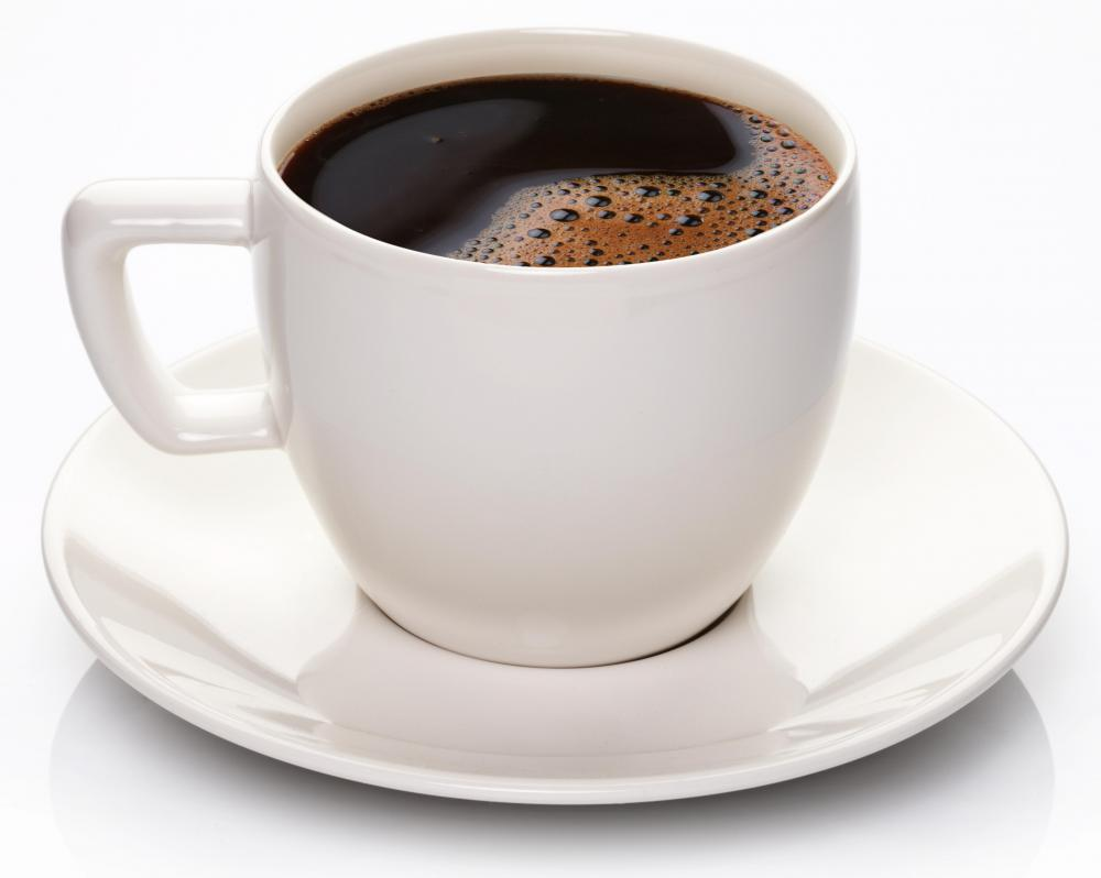 Overconsumption of coffee and other caffeinated beverages can trigger blepharospasm.